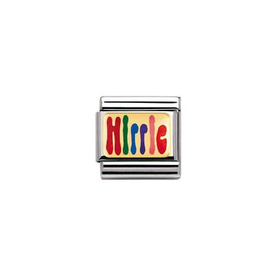 modulaire unisex bijoux Nomination Composable 030270/02