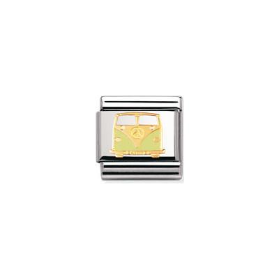 modulaire unisex bijoux Nomination Composable 030270/03