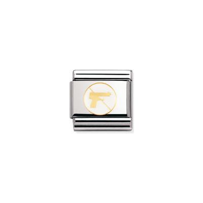modulaire unisex bijoux Nomination Composable 030270/05