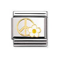 modulaire unisex bijoux Nomination Composable 030270/06