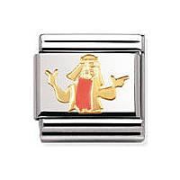 modulaire unisex bijoux Nomination Composable 030270/07
