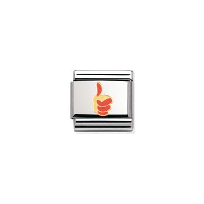 modulaire unisex bijoux Nomination Composable 030270/09