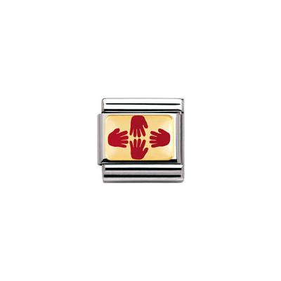 modulaire unisex bijoux Nomination Composable 030270/11