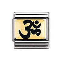 modulaire unisex bijoux Nomination Composable 030270/12