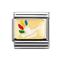 modulaire unisex bijoux Nomination Composable 030270/20