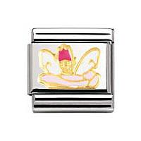 modulaire unisex bijoux Nomination Composable 030272/03
