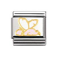 modulaire unisex bijoux Nomination Composable 030272/06