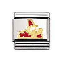 modulaire unisex bijoux Nomination Composable 030272/10
