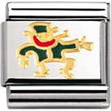 modulaire unisex bijoux Nomination Composable 030272/12