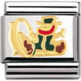modulaire unisex bijoux Nomination Composable 030272/13