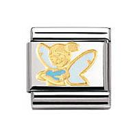 modulaire unisex bijoux Nomination Composable 030272/21