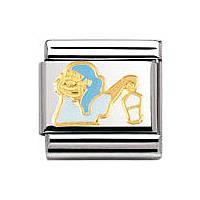 modulaire unisex bijoux Nomination Composable 030272/22
