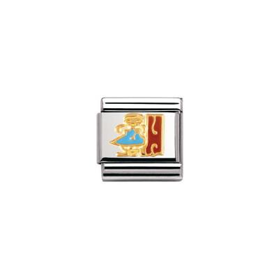 modulaire unisex bijoux Nomination Composable 030272/23
