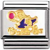 modulaire unisex bijoux Nomination Composable 030272/24