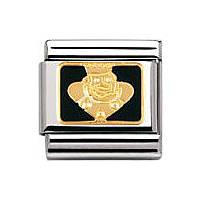modulaire unisex bijoux Nomination Composable 030272/27