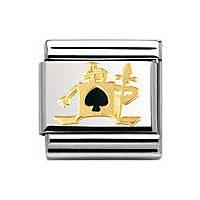 modulaire unisex bijoux Nomination Composable 030272/28
