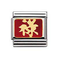 modulaire unisex bijoux Nomination Composable 030274/02