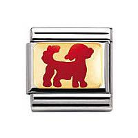 modulaire unisex bijoux Nomination Composable 030275/01