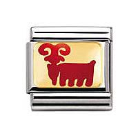 modulaire unisex bijoux Nomination Composable 030275/02