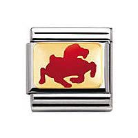 modulaire unisex bijoux Nomination Composable 030275/03