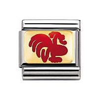 modulaire unisex bijoux Nomination Composable 030275/06