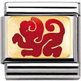 modulaire unisex bijoux Nomination Composable 030275/09