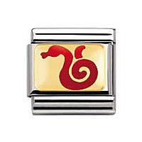 modulaire unisex bijoux Nomination Composable 030275/10
