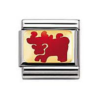 modulaire unisex bijoux Nomination Composable 030275/12