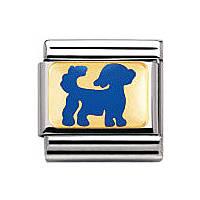 modulaire unisex bijoux Nomination Composable 030275/13