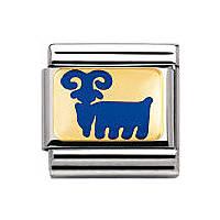 modulaire unisex bijoux Nomination Composable 030275/14