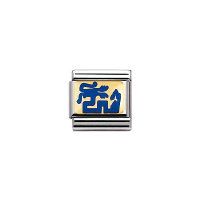 modulaire unisex bijoux Nomination Composable 030275/17