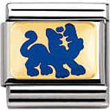 modulaire unisex bijoux Nomination Composable 030275/19