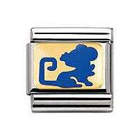 modulaire unisex bijoux Nomination Composable 030275/23