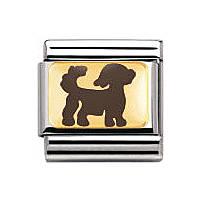 modulaire unisex bijoux Nomination Composable 030275/25