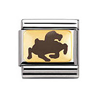 modulaire unisex bijoux Nomination Composable 030275/27