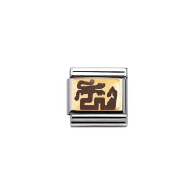 modulaire unisex bijoux Nomination Composable 030275/29