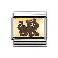 modulaire unisex bijoux Nomination Composable 030275/31