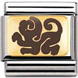 modulaire unisex bijoux Nomination Composable 030275/33