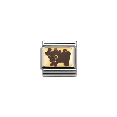 modulaire unisex bijoux Nomination Composable 030275/36