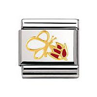 modulaire unisex bijoux Nomination Composable 030278/04