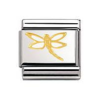 modulaire unisex bijoux Nomination Composable 030278/07