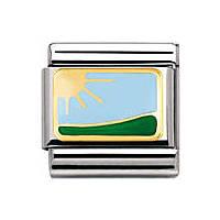 modulaire unisex bijoux Nomination Composable 030278/10