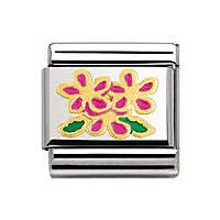 modulaire unisex bijoux Nomination Composable 030278/12