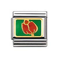 modulaire unisex bijoux Nomination Composable 030278/14