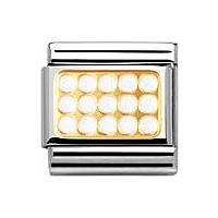 modulaire unisex bijoux Nomination Composable 030280/03