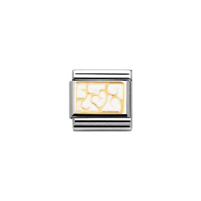 modulaire unisex bijoux Nomination Composable 030280/07