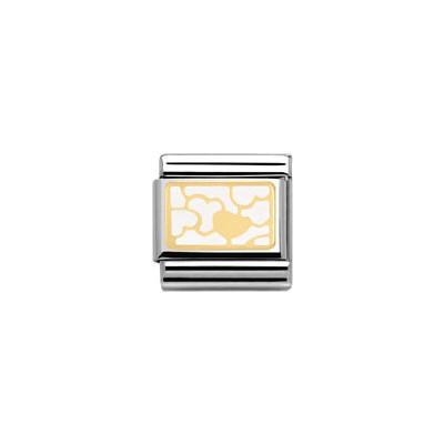 modulaire unisex bijoux Nomination Composable 030280/33