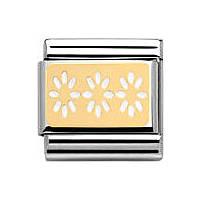 modulaire unisex bijoux Nomination Composable 030281/01