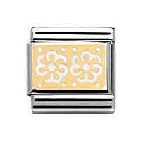 modulaire unisex bijoux Nomination Composable 030281/02