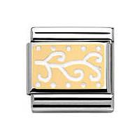 modulaire unisex bijoux Nomination Composable 030281/03